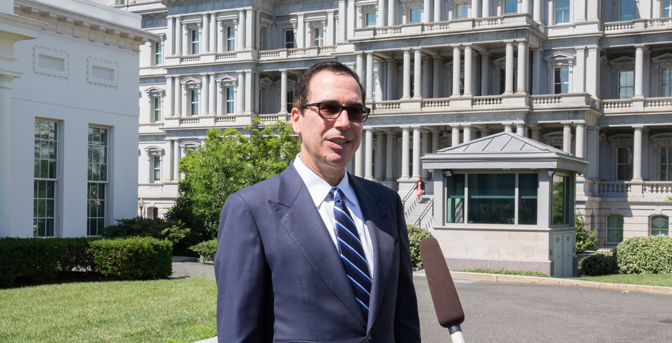 An internal investigation is now probing Steve Mnuchin's handling of demands for Trump's taxes: report