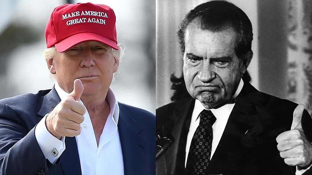 Nixon's authoritarianism led us to Trump — and we must finally address the root of the problem