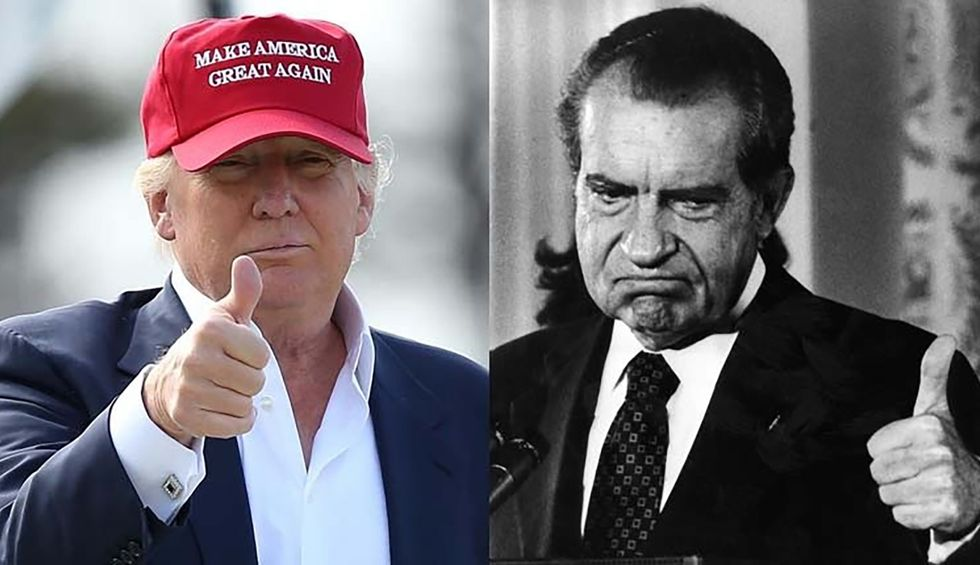 Former Watergate prosecutor breaks down why Trump is 'more dangerous than Nixon' — and an 'existential threat to democracy'