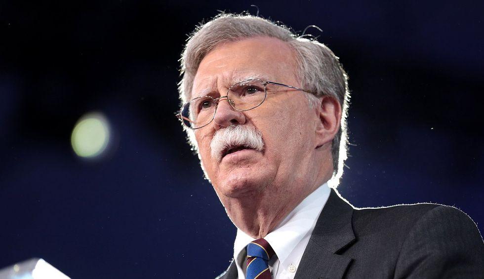 Critics warn of 'transparent effort to retaliate' after DOJ issues subpoenas in criminal probe of John Bolton's memoir