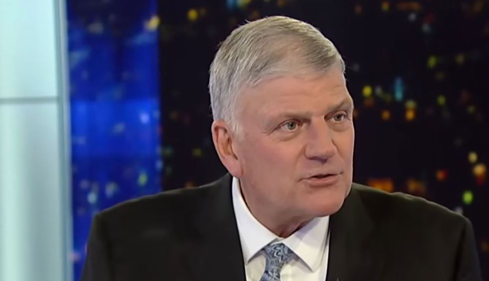 Franklin Graham fumes over SCOTUS ruling: My rights to fire LGBTQ people 'are the freedoms our nation was founded on'