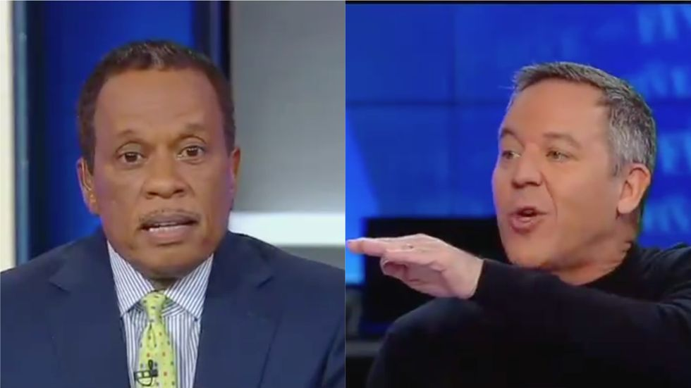 'Unbelievable!': Fox News show bursts into chaos when Juan Williams accuses co-hosts of using Trump talking points