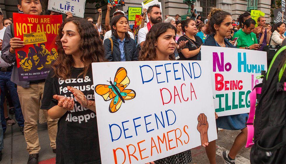SCOTUS blocks Trump administration's effort to kill DACA