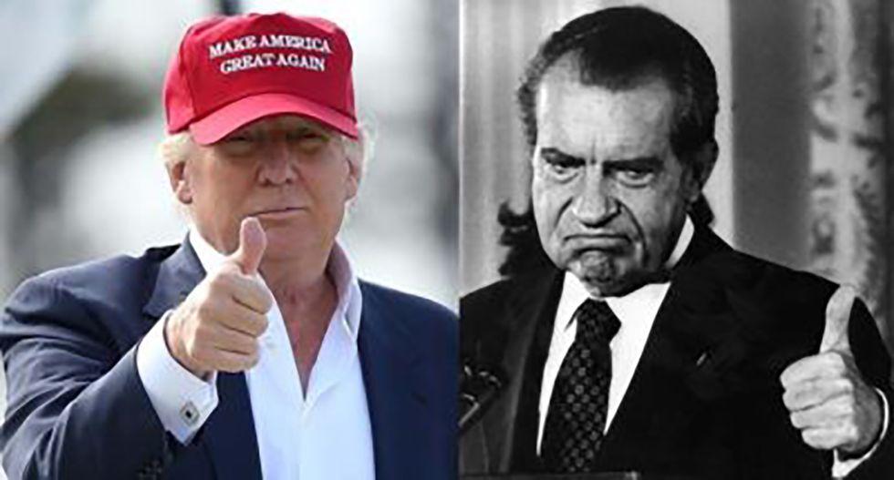 Former Bush lawyer Richard Painter: Trump is 'worse than Nixon'
