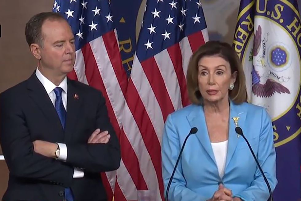 Pelosi divulges how she schooled Trump on ethics of his Ukraine call: 'It's not perfect — it's wrong!'
