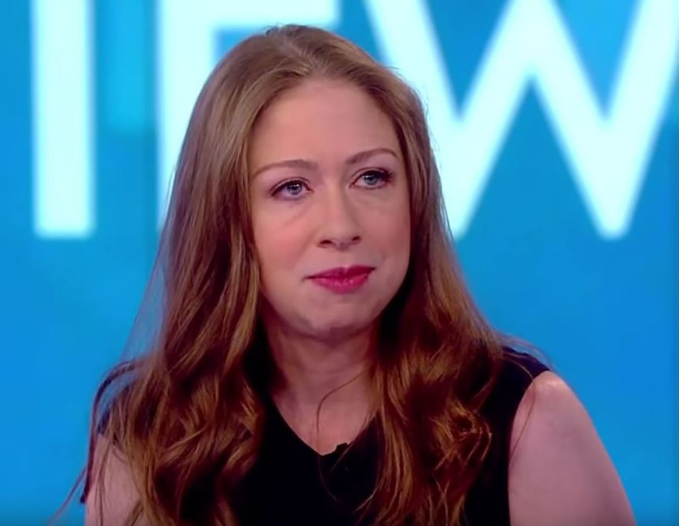 'Gutsy Women': The View cast receives Hillary and Chelsea Clinton with uncharacteristic bipartisanship