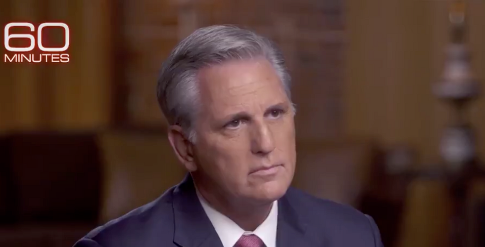 Top Republican goes down in flames trying to defend Trump's Ukraine call in disastrous interview