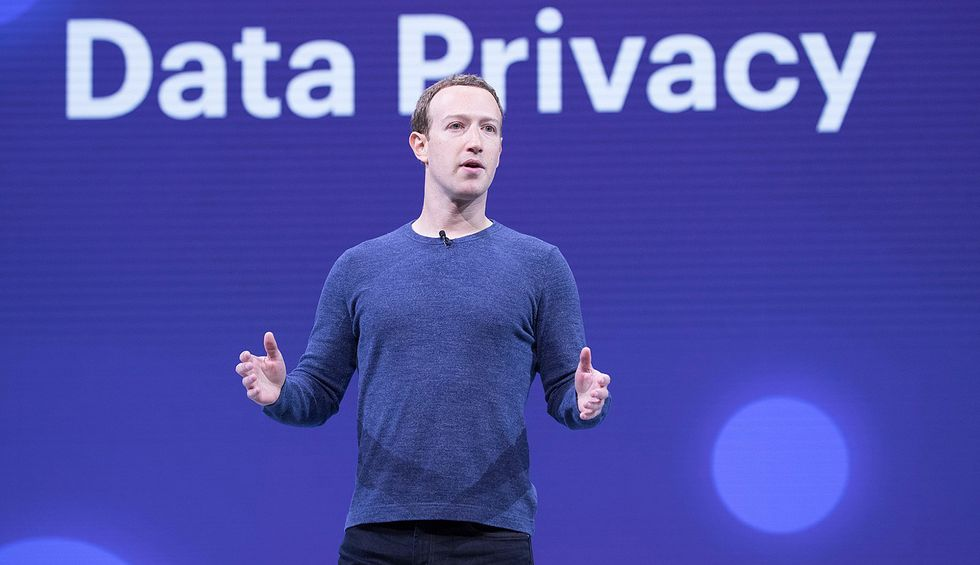 Listen: Leaked audio of Mark Zuckerberg proves just how scared Big Tech is of Elizabeth Warren