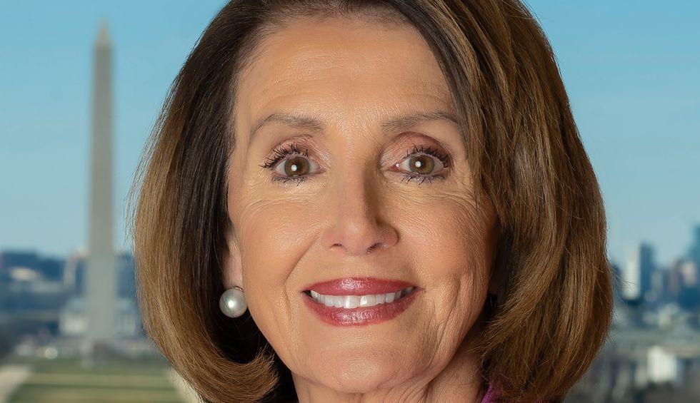 Nancy Pelosi to President Donald Trump: 'You've come into my wheelhouse now'