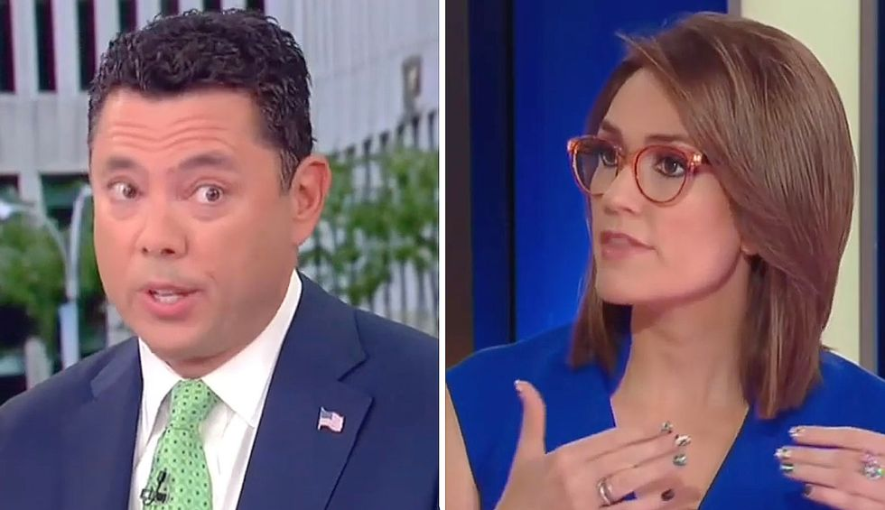 'I mean, come on': Fox News contributor smacks down Jason Chaffetz after he calls Trump impeachment 'a little too convenient'