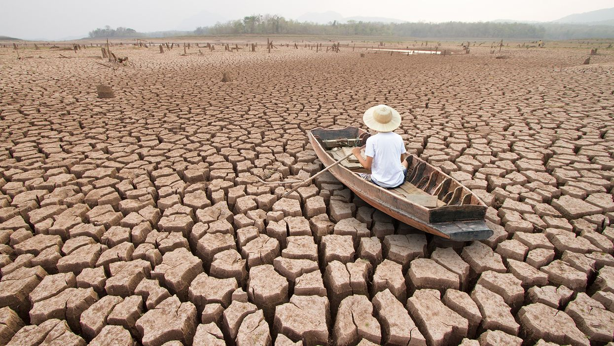 'Megadrought' along border strains US-Mexico water relations