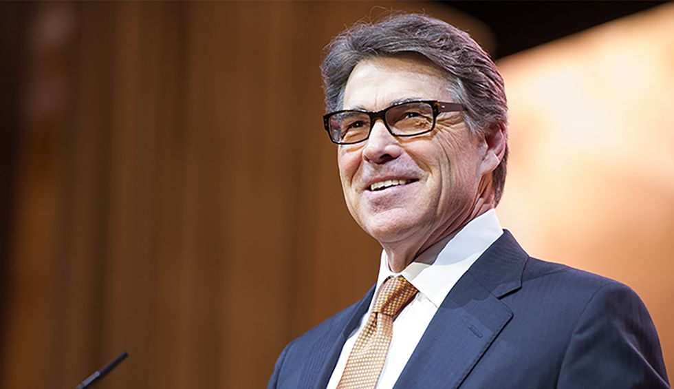 'Trump's base is a cult': Rick Perry slammed after saying Donald Trump is 'the Chosen One' during Fox News interview