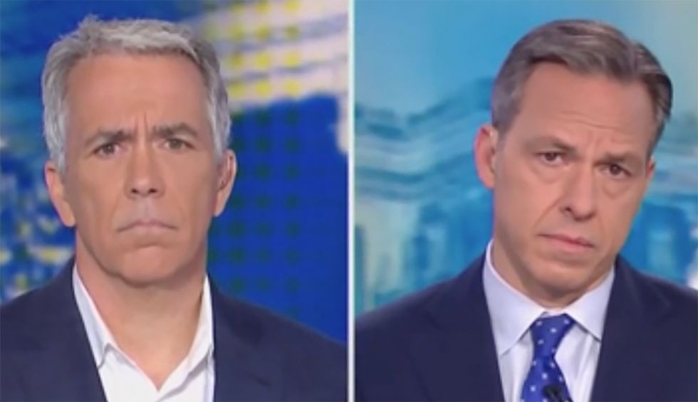 'There's nothing to defend': CNN's Tapper reveals no one from the Trump administration or GOP leadership was willing to answer questions on Ukraine