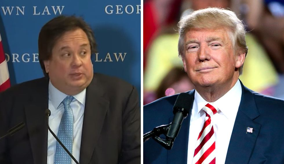 George Conway blasts the White House's new attack on impeachment as legal and constitutional 'garbage'