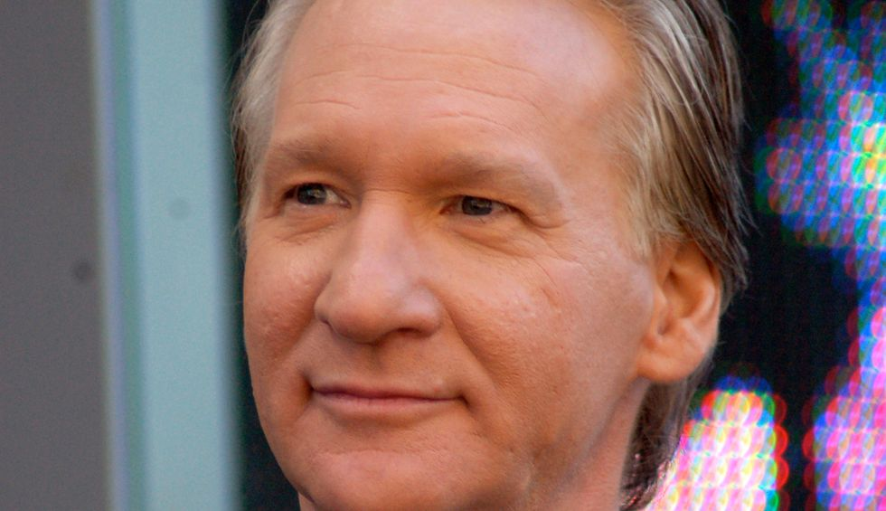 The phony Liberalism of Bill Maher