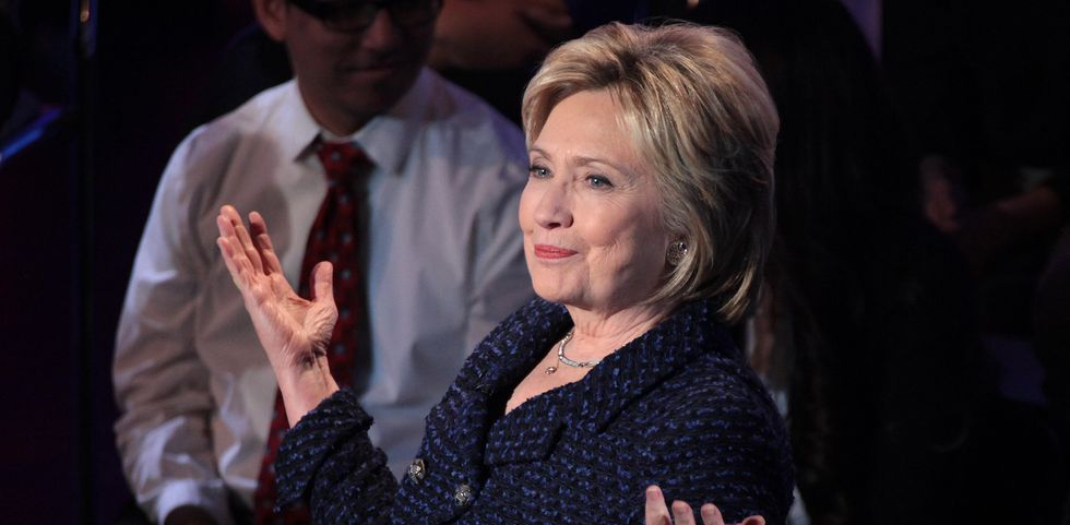 'Don't tempt me': Hillary Clinton trolls Trump when he suggests she should enter the 2020 race