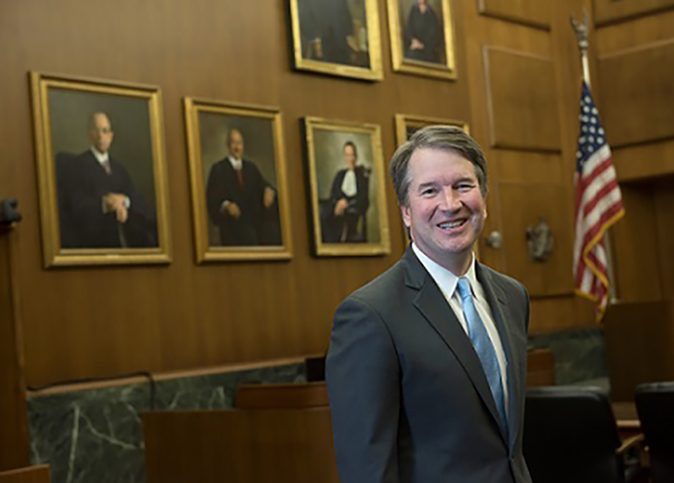 Trump's 'Get-Out-of-Jail-Free' Card: Republicans Nominated Kavanaugh to Protect The President