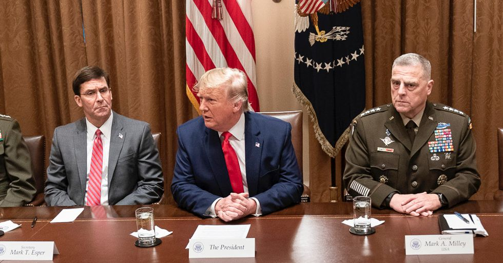 Trump begins the new year with a major foreign policy blunder in Iraq