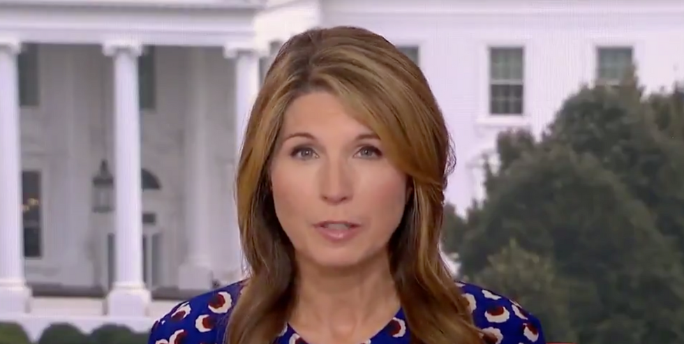 'There are more text messages': MSNBC's Nicolle Wallace reveals why Trump seems terrified by the impeachment hearings