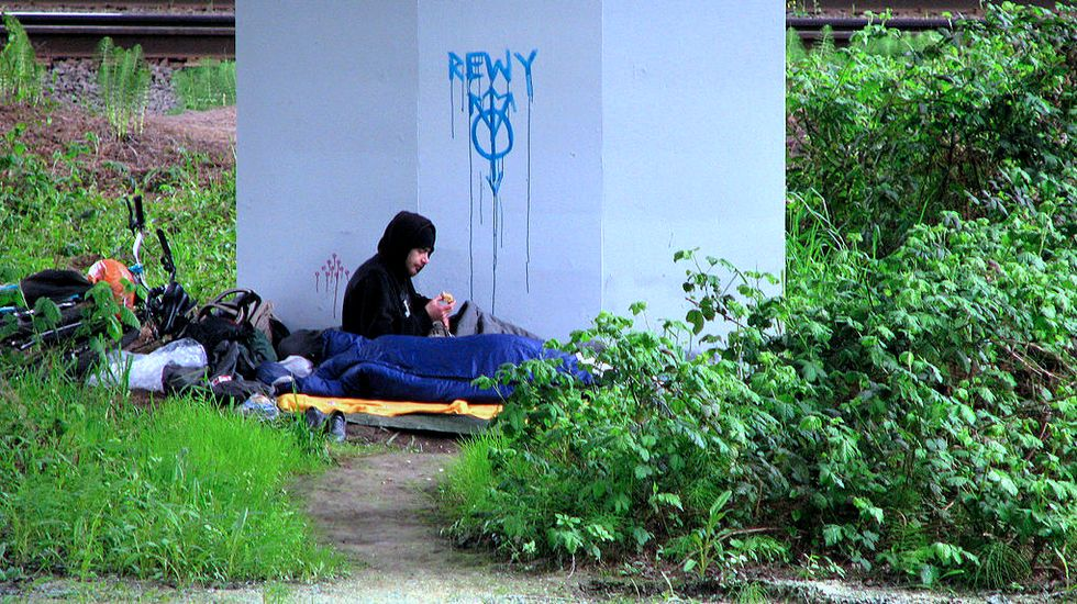 A homelessness crisis mounts in the COVID-19 era — as Trump's callousness reaches new heights