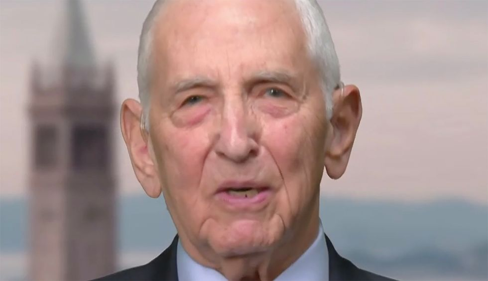 Pentagon Papers whistleblower: Trump is a 'domestic enemy of the Constitution'