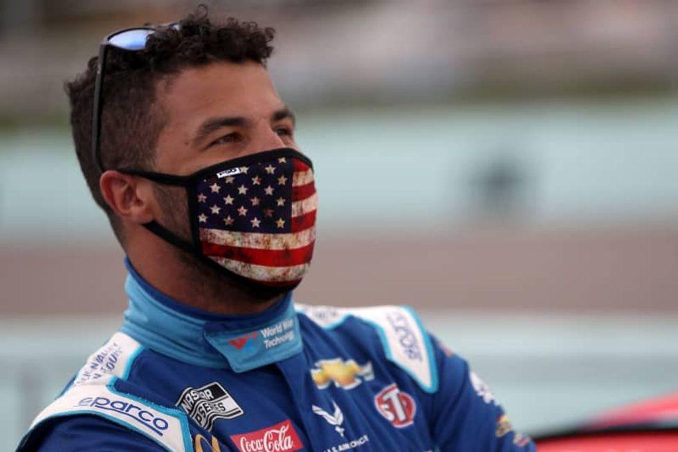 NASCAR driver Bubba Wallce has noose found in his car's garage stall at Talladega
