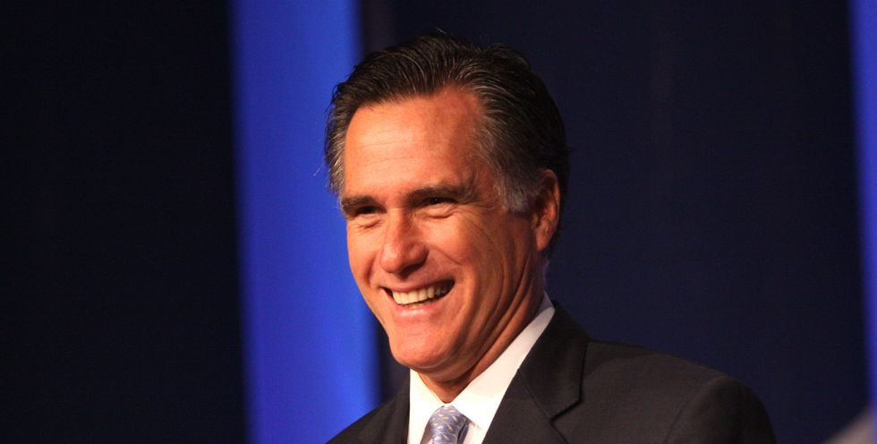 Mitt Romney wants to 'decide Trump's fate' in a Senate trial —  and he's 'freaking Republicans out': report