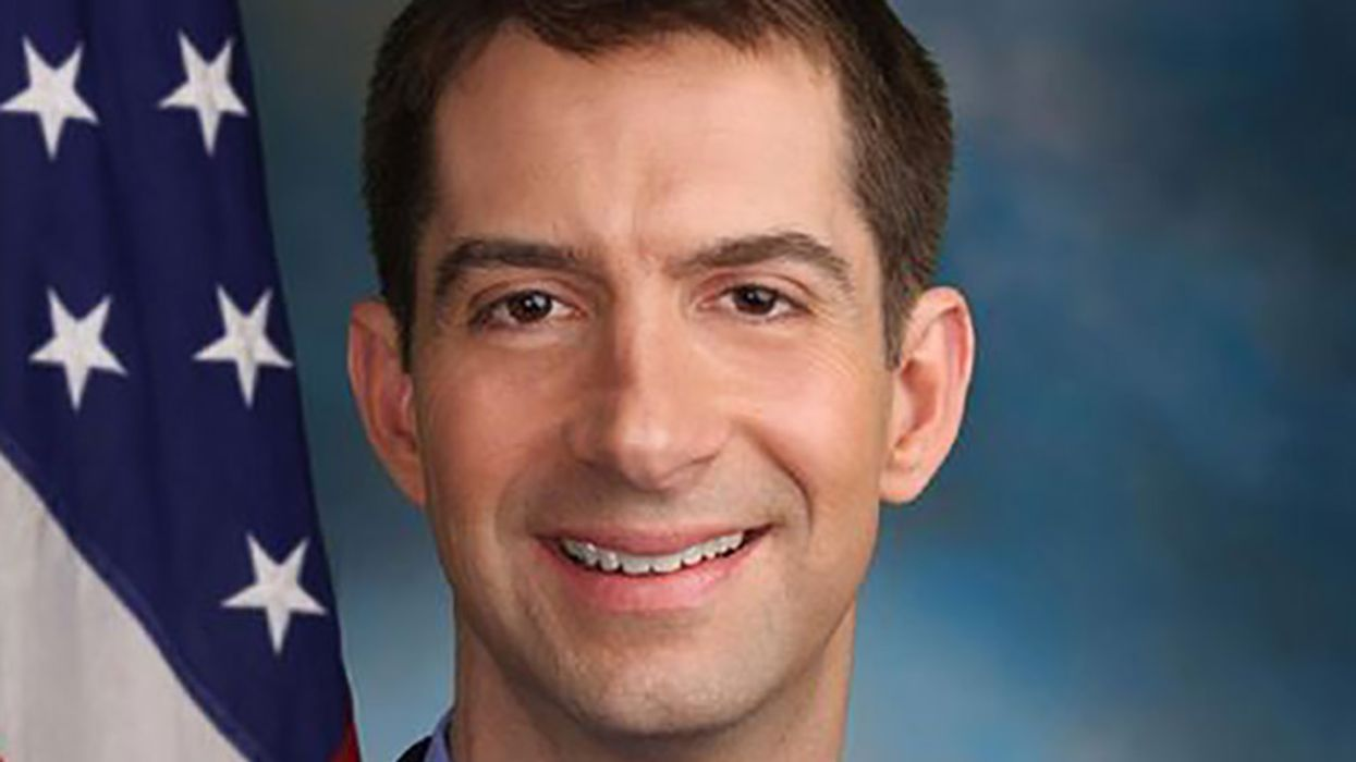 Tom Cotton scorched as a 'blood-thirsty fascist' for stunning claim about the criminal justice system