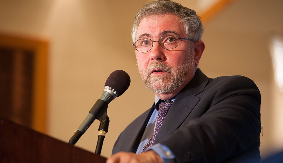 Nobel Laureate Paul Krugman: Trump is 'unusually blatant and gaudily corrupt' ⁠— but he 'isn't an aberration' in the Republican Party