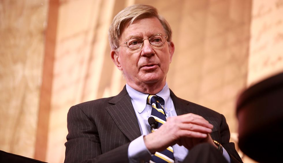 Conservative writer George Will explains why Democrats did the right thing impeaching Trump — even if he stays in office