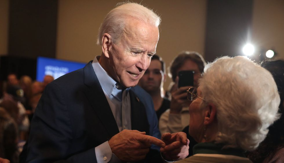 Biden just topped Trump's giant fundraising total for June