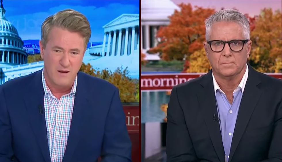 'Detached from reality and not well': MSNBC's Morning Joe scorches Trump's 'unbalanced' behavior in Minneapolis