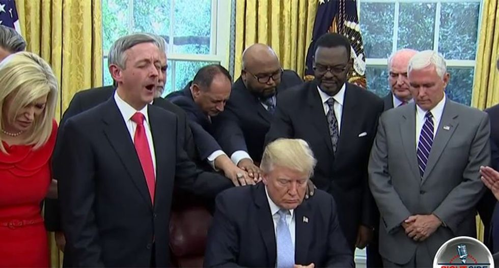 Here are 6 things evangelicals Christians conveniently ignore when they embrace Trump
