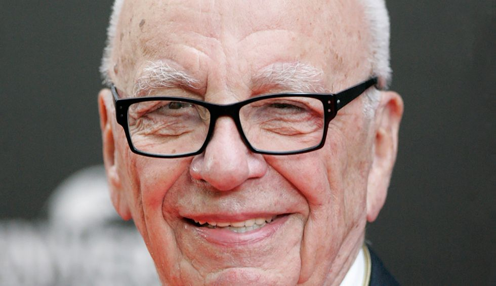 Rupert Murdoch's son resigns from News Corp -- citing 'disagreements' over editorial content