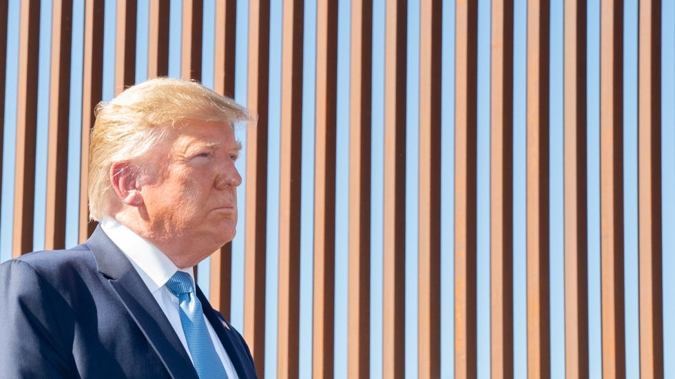 Trump plans to take another $7.2 billion from defense to fund his promised border wall: report