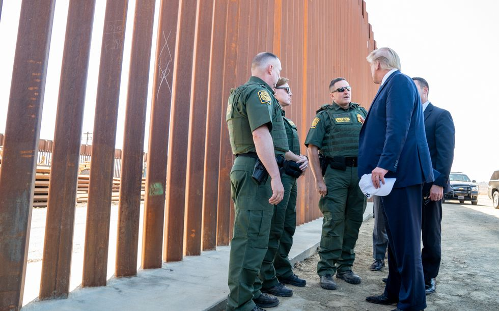 Internal document shows CBP protected agent involved in racist Facebook group from firing