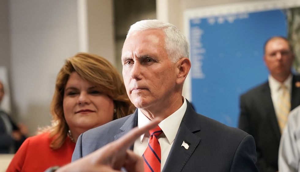 How Mike Pence's office meddled in foreign aid to reroute money to favored Christian groups