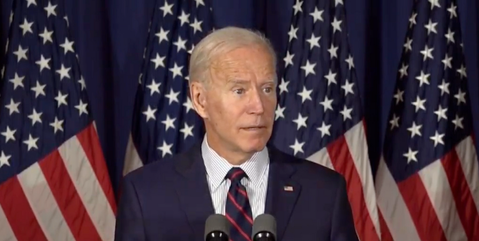 Joe Biden finally comes out swinging against Trump — and calls out 'the threat the president poses to the nation'