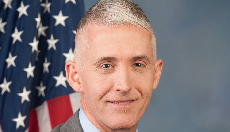 The White House saw Trey Gowdy as its impeachment savior. He was out just as quickly as he was in