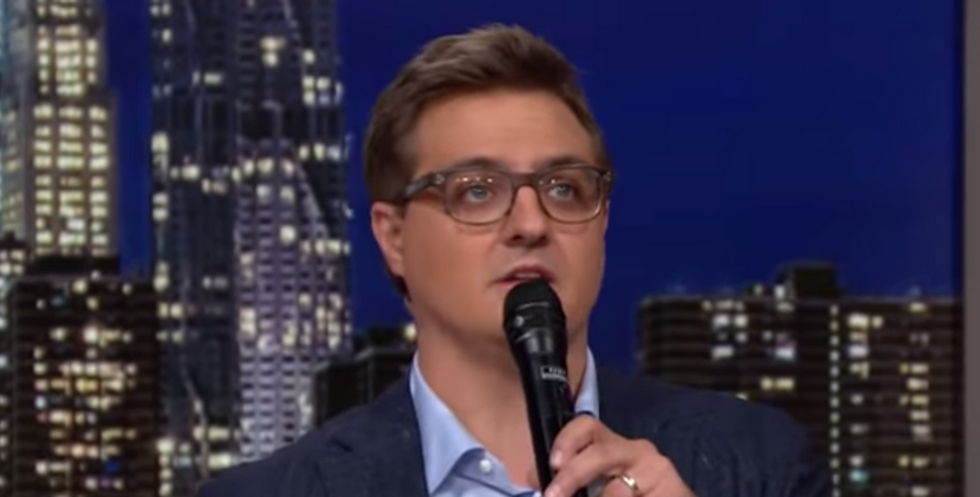 MSNBC's Chris Hayes remarkably takes aim at his own employers for their role in suppressing Harvey Weinstein accusations