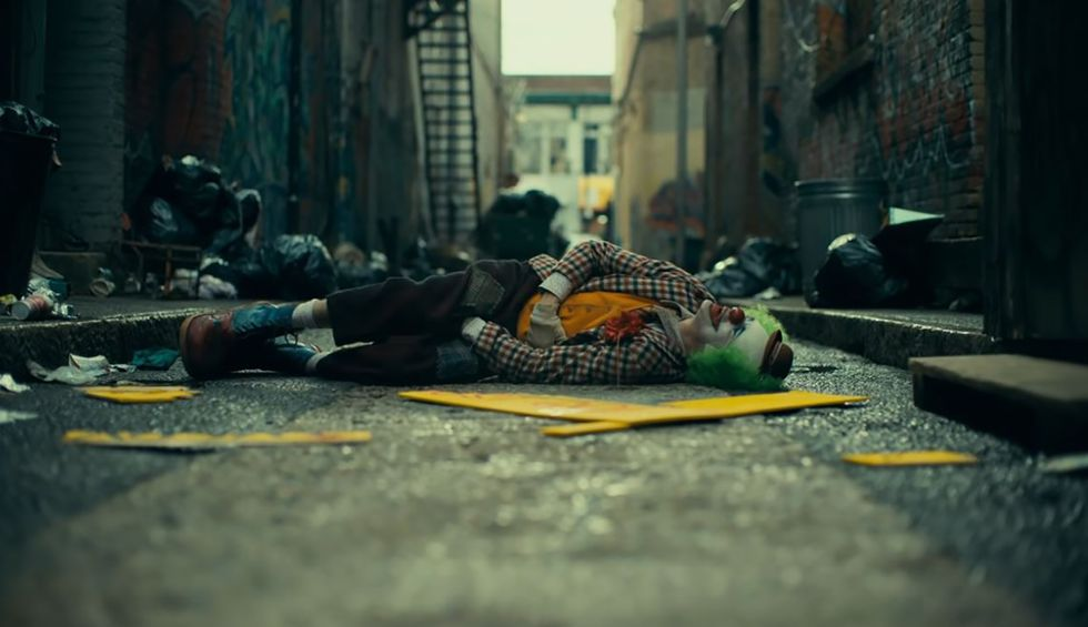'Joker' is holding up a mirror to our disillusioned times