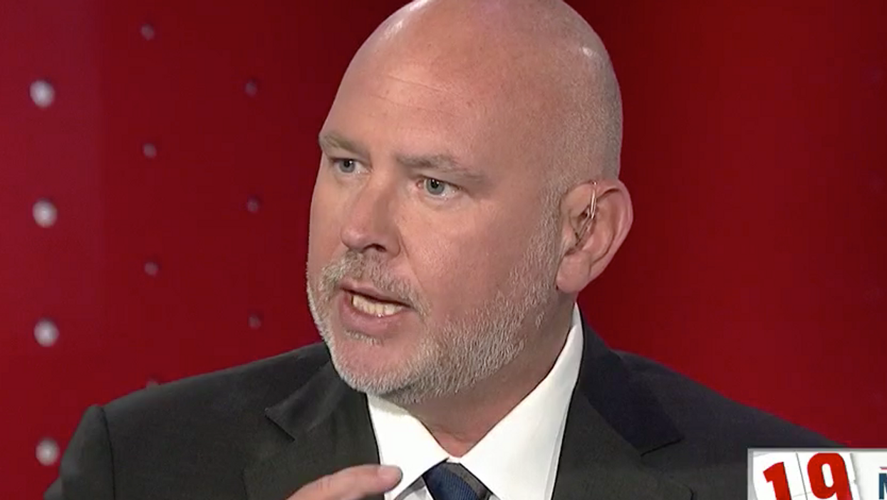 Lincoln Project's Steve Schmidt: Trump's 'fascist' movement 'must be crushed'  and 'annihilated'
