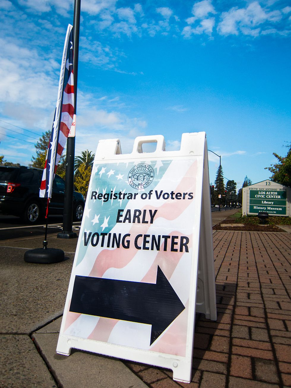 Can't Make It to the Polls This November? You May Qualify for Early Voting