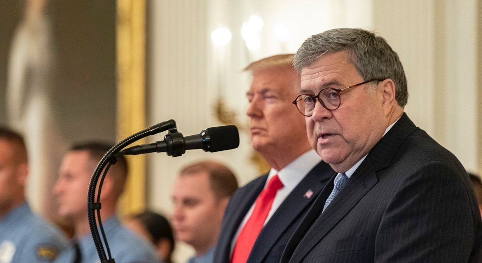 Bill Barr will do anything to protect Trump — but he wants no part of Giuliani's chaotic mess
