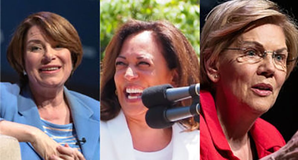 Here's why the US still hasn't had a woman president