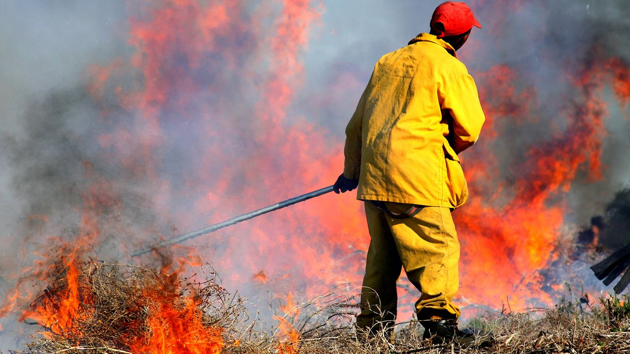 Another dangerous fire season is looming in the Western US as drought-stricken region heads for a water crisis