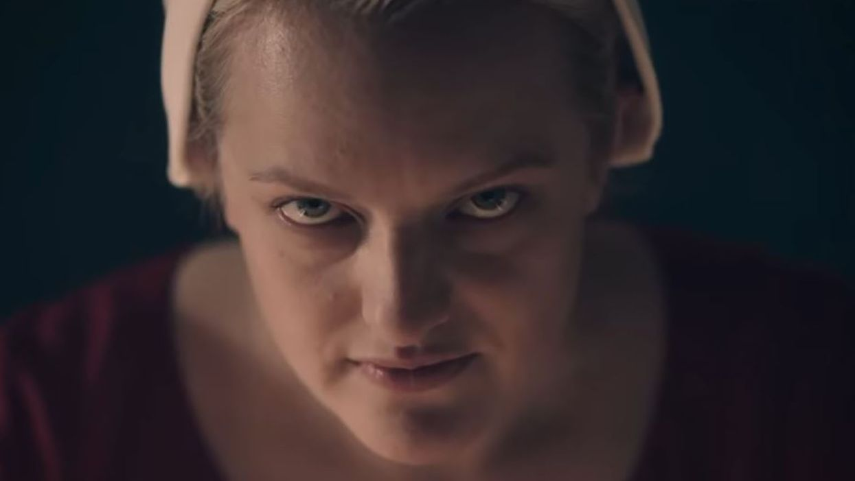 The Handmaid's Tale tireless cycle of torture