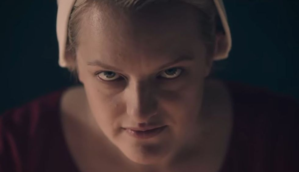 How Darwin's sexual selection theory co-stars in 'The Handmaid's Tale'