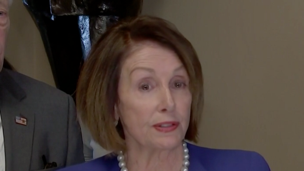 Nancy Pelosi says talk of Putin triggered Trump — and she's now worried about his 'health'
