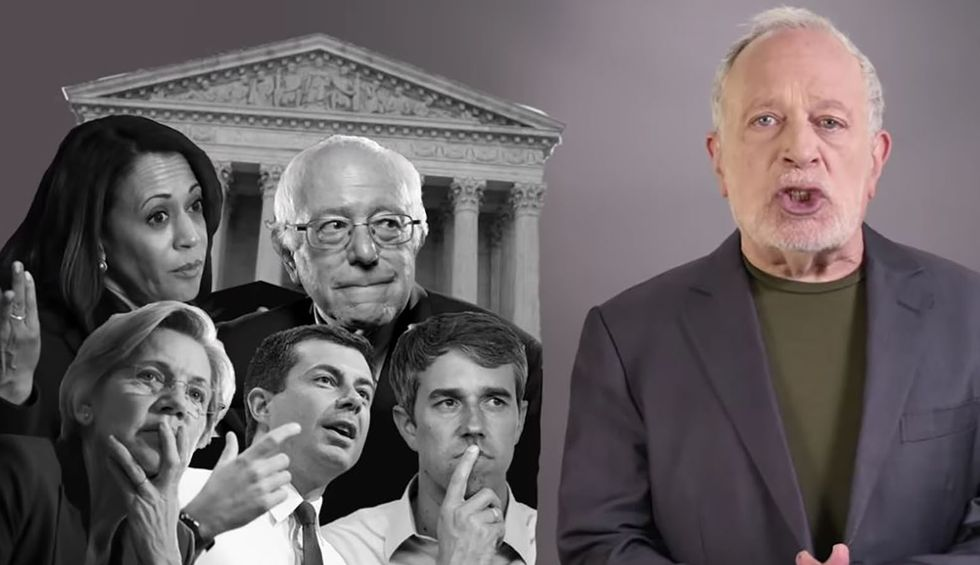 Robert Reich: Here are 5 possibilities for strengthening the Supreme Court and rebuilding public trust